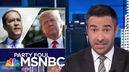 Black GOP Congressman Rebukes Party, Trump: Don't Be A 'Racist' | The Beat With Ari Melber | MSNBC 3