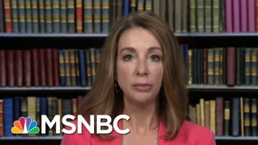 The NRA's New Warning For President Donald Trump | Velshi & Ruhle | MSNBC 6