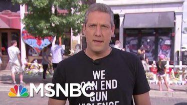 Pressure On Sen. McConnell Builds Over Action On Gun Control Legislation | Deadline | MSNBC 4