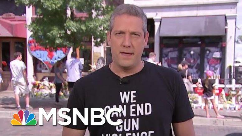 Pressure On Sen. McConnell Builds Over Action On Gun Control Legislation | Deadline | MSNBC 1