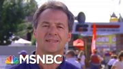 Full Bullock: Trump's Actions In El Paso Were 'Sick' And 'Narcissistic' | MTP Daily | MSNBC 3