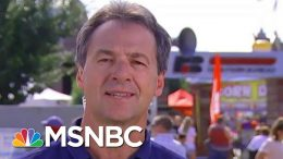 Full Bullock: Trump's Actions In El Paso Were 'Sick' And 'Narcissistic' | MTP Daily | MSNBC 5