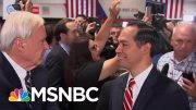 Julián Castro: We Have To Do A 21st Century Marshall Plan For Central America | MSNBC 3