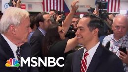 Julián Castro: We Have To Do A 21st Century Marshall Plan For Central America | MSNBC 2
