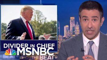 Trump Admin ICE Raid Leaves Children Crying   The Beat With Ari Melber   MSNBC 6