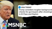 The Secret To Passing A New Assault Weapons Ban | The Beat With Ari Melber | MSNBC 3