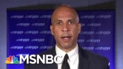 Cory Booker: 'If There's Injustice In This Country, It's A Threat To All Of Us.' | All In | MSNBC 2