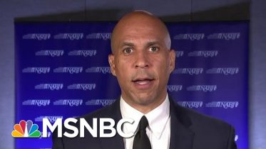 Cory Booker: 'If There's Injustice In This Country, It's A Threat To All Of Us.' | All In | MSNBC 6