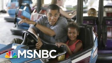 Iowa State Fair Features Pigs, Politicians, And Foods On A Stick | All In | MSNBC 1