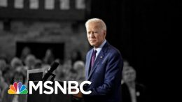 Democrats Descend On Iowa As A New Poll Shows Biden Leading With Voters | The 11th Hour | MSNBC 6