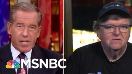Michael Moore On How To Defeat Trump (Hint: It's Not Being Moderate) | MSNBC 3