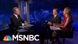 Rpt: Banks Turn Over Documents On Russians Possibly Tied To Donald Trump | The Last Word | MSNBC 3