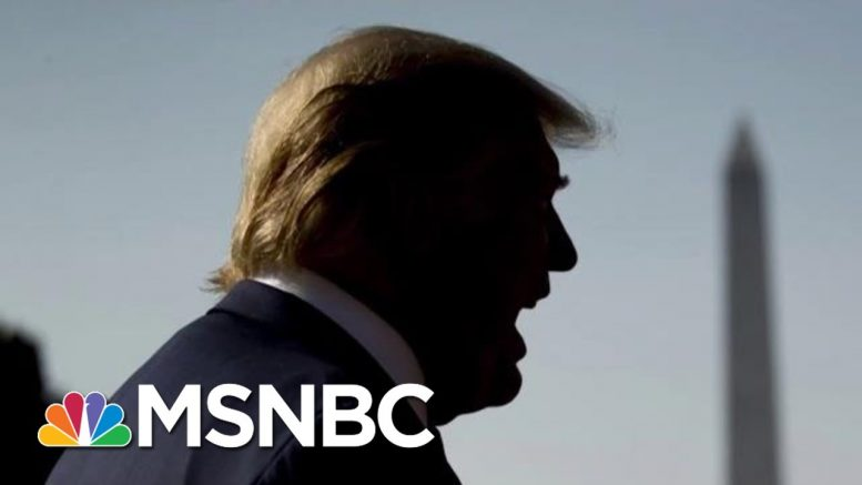 A President Who Can't Rise To The Occasion? | Morning Joe | MSNBC 1