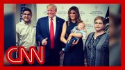CNN analyst on Trump's pose in photo: Not a normal human response 5