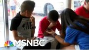 'Divider-In-Chief': Trump-Ordered ICE Raid Leaves Kids Crying | The Beat With Ari Melber | MSNBC 3