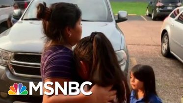 Community Reeling After Massive ICE Raid | Craig Melvin | MSNBC 6