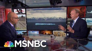 U.N. Warns Climate Change Could Trigger Global Food Crisis | Velshi & Ruhle | MSNBC 6