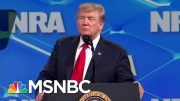 Donald Trump Echoes Previous Unfulfilled Promises On Gun Reform | Deadline | MSNBC 2