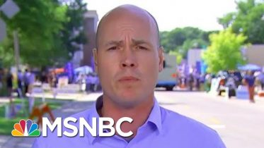 Full Scholten: Pushing 2020 Candidates To Earn 'Rural Votes' In Iowa | MTP Daily | MSNBC 10