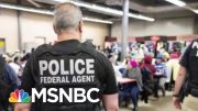 More Than 300 People Remain In ICE Custody After Raids In Mississippi | MTP Daily | MSNBC 5