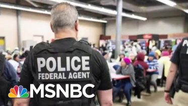 More Than 300 People Remain In ICE Custody After Raids In Mississippi | MTP Daily | MSNBC 6