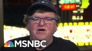 Michael Moore: To Crush President Donald Trump, Michelle Obama Needs To Run | MSNBC 3