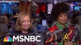 Da Brat and Doris Kearns Goodwin takeover Fallback Friday | The Beat With Ari Melber | MSNBC 3