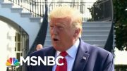 From The Standpoint Of President Donald Trump | All In | MSNBC 3