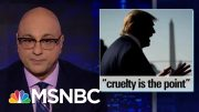 Trump's Policy Causing Pain On Both Sides Of The Border | The Last Word | MSNBC 4