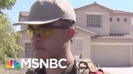 FBI Arrests Suspect For Alleged White Supremacist Plot | The Last Word | MSNBC 6