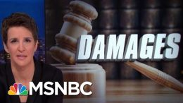 Victims Of White Nationalist Terror Fight Back (And Win) In Court   Rachel Maddow   MSNBC 8