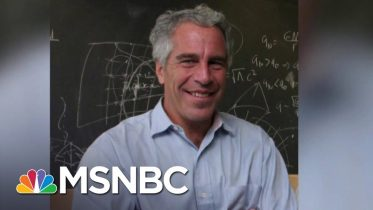 Jeffrey Epstein Dies By Suicide In His Jail Cell | MSNBC 5