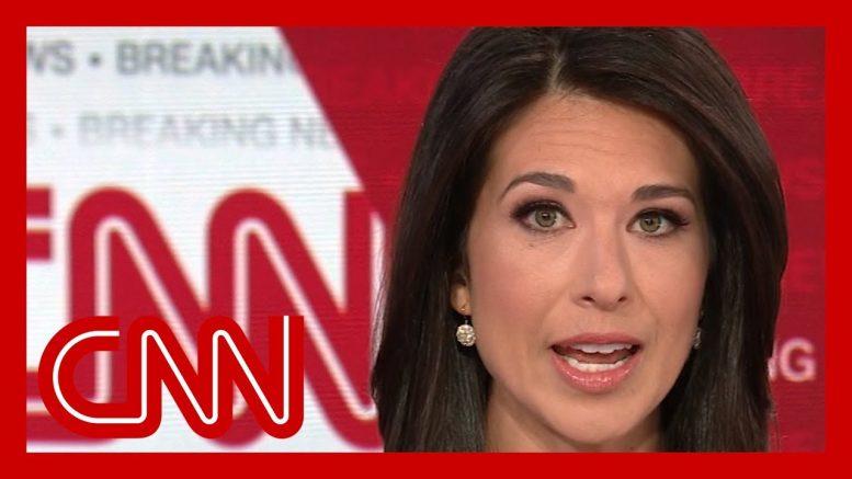 CNN anchor lists the 'baseless' conspiracies Trump has pushed 1