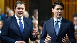 Trudeau, Scheer in dead heat ahead of federal election: poll 1