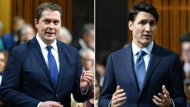Trudeau, Scheer in dead heat ahead of federal election: poll 6