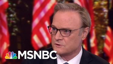 O'Donnell To Candidates: Remember, You're Running Against President Donald Trump | MSNBC 6