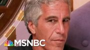More Questions Than Answers After Jeffrey Epstein's Death | Morning Joe | MSNBC 3