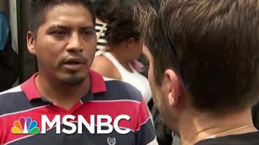 On The Front Lines As Mexico Stops Immigrants | Morning Joe | MSNBC 6