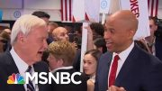 Cory Booker: 'Joe Biden Needs To Speak More Candidly About His Record' | MSNBC 5