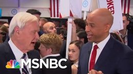 Cory Booker: 'Joe Biden Needs To Speak More Candidly About His Record' | MSNBC 7