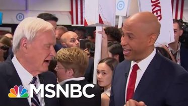 Cory Booker: 'Joe Biden Needs To Speak More Candidly About His Record' | MSNBC 1