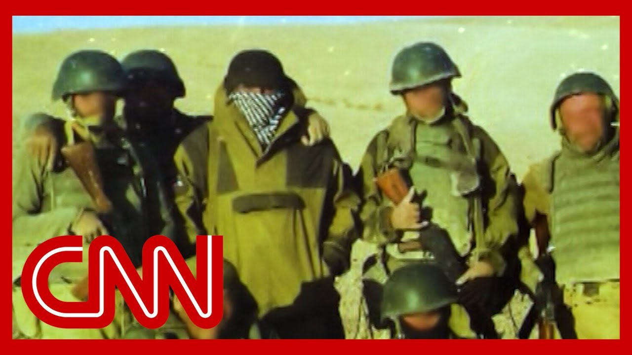 CNN exposes secret army that linked to Russia's Vladimir Putin 3