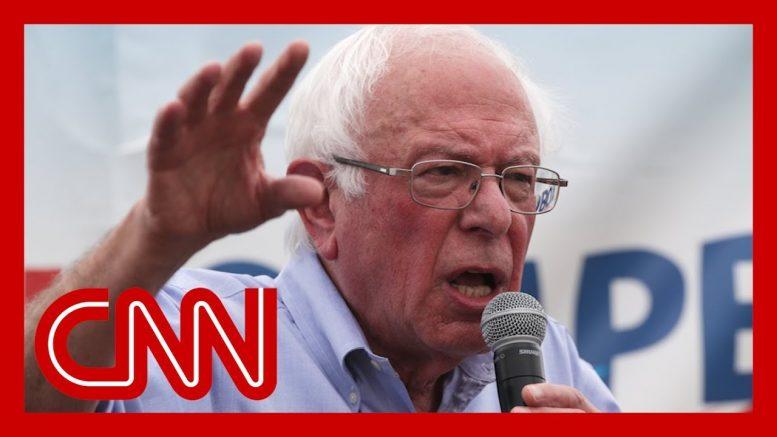 Bernie Sanders makes Trump-like attack on Washington Post 1