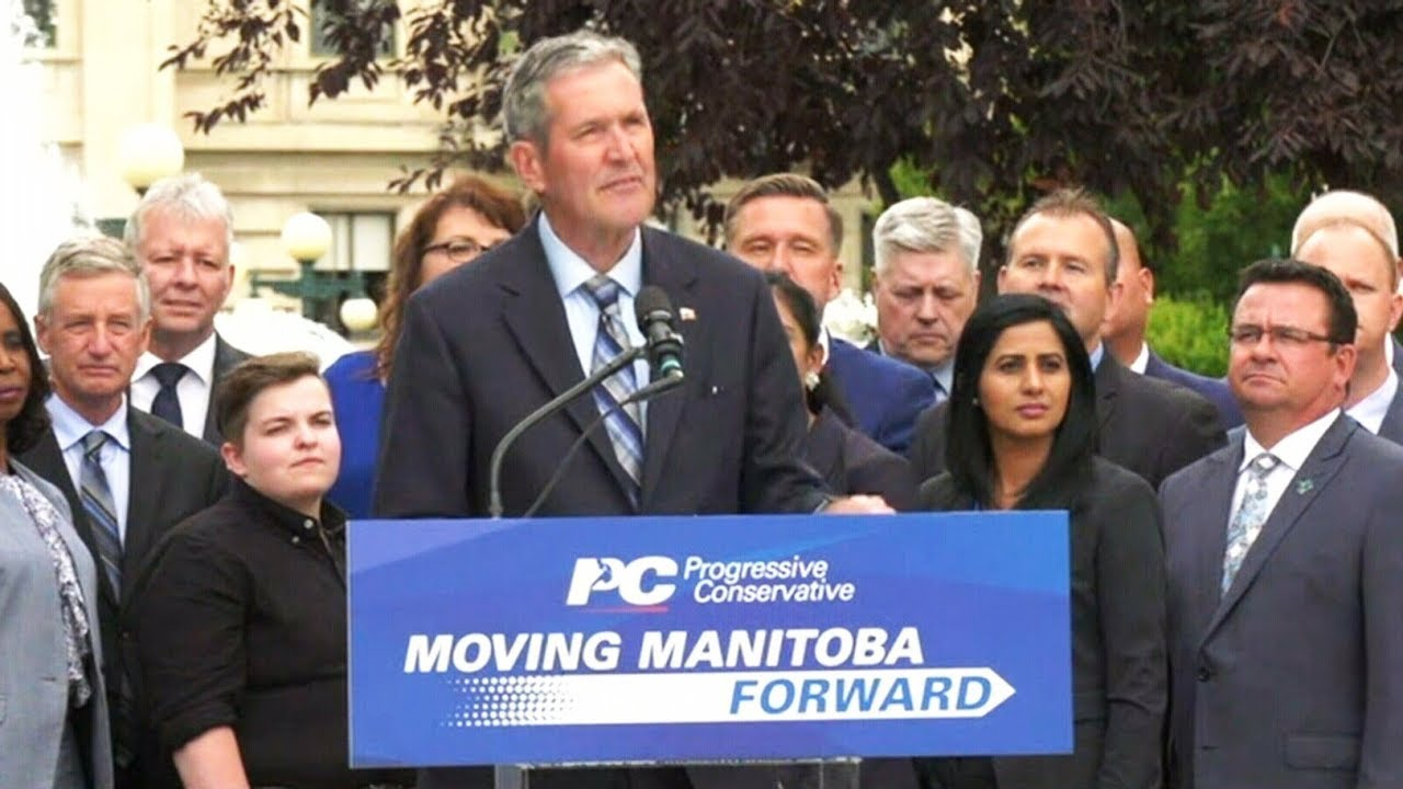 Manitoba will head to polls after Pallister calls early election 7