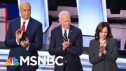 Democrats Hit Joe Biden Repeatedly In Contentious Second Night Of Debate | The 11th Hour | MSNBC 2