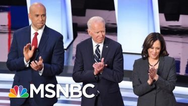 Democrats Hit Joe Biden Repeatedly In Contentious Second Night Of Debate | The 11th Hour | MSNBC 6