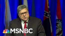 AG Barr: 'Serious Irregularities' In Facility Where Jeffrey Epstein Died | Craig Melvin | MSNBC 2