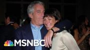 Barr: 'Serious Irregularities' At Facility Where Epstein Found Dead | Velshi & Ruhle | MSNBC 3