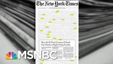 The Label That Stokes Fury In Donald Trump | Deadline | MSNBC 6