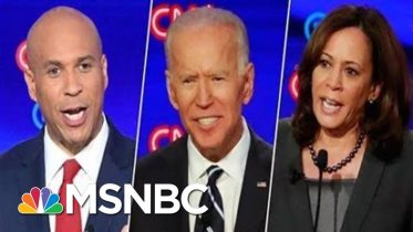 Debate Night 2: Second Night Square Off - The Day That Was   MSNBC 6
